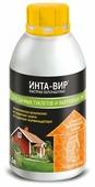 ИНТА-ВИР Концентрат жидкий для дачных туалетов и выгребных ям 0.5 л