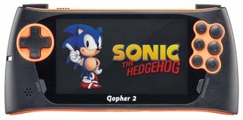 Игровая приставка SEGA Genesis Gopher 2 (500 игр)