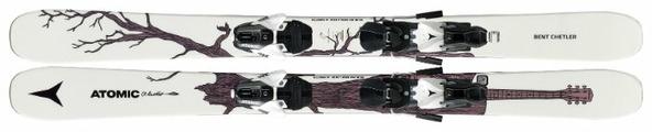 Горные лыжи ATOMIC Bent Chetler Mini с креплениями Z 10 (19/20)