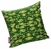 Подушка декоративная Мнушки Камуфляж цифра 29х29 см