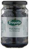 Fragata Маслины по-гречески в рассоле, стеклянная банка 250 г