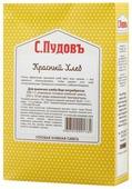 С.Пудовъ Смесь для выпечки хлеба Красный хлеб, 0.5 кг