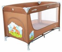 Манеж-кровать CARRELLO Uno