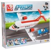 Конструктор SLUBAN Авиация M38-B0365