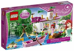 Конструктор LEGO Disney Princess 41052 Волшебный поцелуй Ариэль