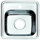 Врезная кухонная мойка IDDIS Strit STR38P0i77