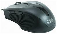 Мышь CBR CM 301 Grey USB