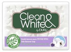 Хозяйственное мыло DURU Сlean & White против пятен
