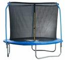 Каркасный батут Start Line Fitness 8FT с внутренней сеткой и держателями 244х244 см