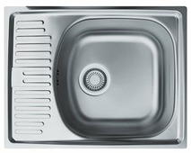 Врезная кухонная мойка FRANKE ETL 611-56 56х43.5см нержавеющая сталь