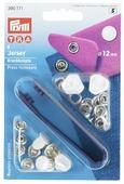 Prym Кнопки непришивные Джерси (390117, 390170, 390171), 12 мм, 6 шт.