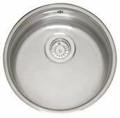 Врезная кухонная мойка Reginox L18 390 OKG 44х44см нержавеющая сталь
