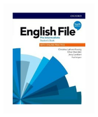 """Oxenden Clive """"English File. Pre-Intermediate. Student's Book with Online Practice"""""""