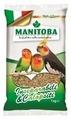 Manitoba корм Inseparabili & Calopsiti для средних попугаев