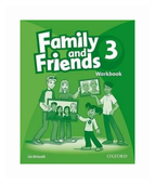 "Driscoll Liz ""Family and Friends 3. Workbook"""