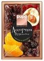 Смесь сухофруктов PUPO Gold Collection фруктовое ассорти №2 финик, груша, яблоко, вишня, кумкват в сахарной пудре 230 г