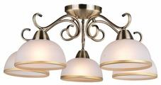 Люстра Arte Lamp Beatrice A1221PL-5AB, E27, 200 Вт