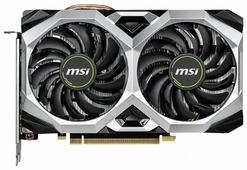 Видеокарта MSI GeForce RTX 2060 1710MHz PCI-E 3.0 6144MB 14000MHz 192 bit HDMI HDCP VENTUS XS OC