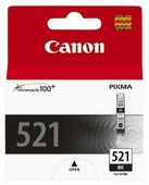 Картридж Canon CLI-521BK (2933B004)