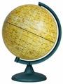 Глобус лунной поверхности Глобусный мир 250 мм (10214)