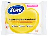Туалетная бумага Zewa Миндальное молочко
