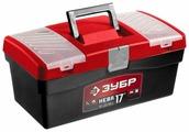 Ящик с органайзером ЗУБР Нева-17 (38323-17) 42 х 22 x 18 см 17