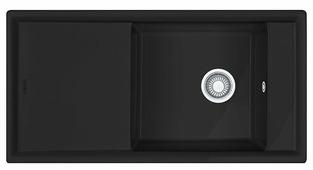 Врезная кухонная мойка FRANKE ABK 611-100 100х51см керамика