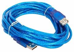 Удлинитель Telecom USB - USB (VUS6956T) 5 м