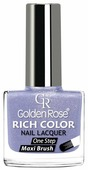 Лак Golden Rose Rich Color Nail Lacquer, 10.5 мл