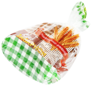 Юг Руси хлеб Заварной Пшенично-ржаной в нарезке 300 г