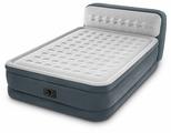 Надувная кровать Intex Headboard Airbed (64448)