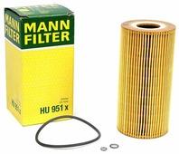 Фильтрующий элемент MANNFILTER HU951X