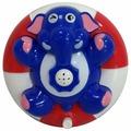 Фонтан Huggeland Зверята пловцы в спасательном круге Слон (343278)