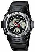 Наручные часы CASIO AW-590-1A