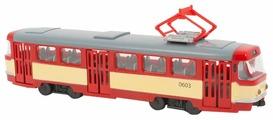 Трамвай Play Smart Автопарк (9708D/B/C) 1:54
