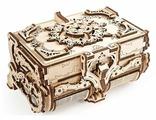 Сборная модель UGEARS Антикварная шкатулка