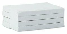 Пластилин KOH-I-NOOR Школьный белый 1000г (131501)