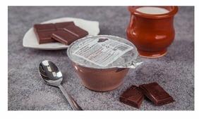 Мусс ВкусВилл Мусс творожный с шоколадом 3%, 100 г