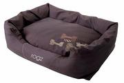 Лежак для собак Rogz Spice Pod Mocha Bone PPLCE 88х55х29 см