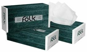 Салфетки Folk Камень 21 х 20 см