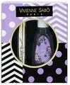 Vivienne Sabo Подарочный набор Тушь Cabaret premiere тон 01, жидкость для снятия макияжа