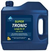 Моторное масло ARAL Super Tronic Longlife III SAE 5W-30 4 л