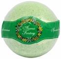 Solline Бомбочка для ванн Aroma fantasy Травы-цветы 190 г