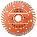 Диск алмазный отрезной 125x22.2 Harden 611322
