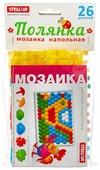 Стеллар Напольная мозаика Полянка 26 деталей (01056)