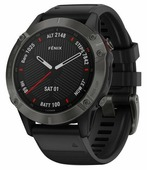 Часы Garmin Fenix 6 Sapphire