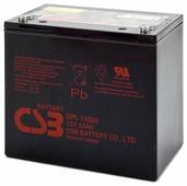 Аккумуляторная батарея CSB GPL 12520 52 А·ч