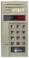 Вызывная (звонковая) панель на дверь VIZIT БВД-343RCPL