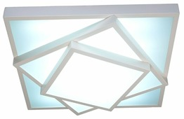Люстра Максисвет Панель 1-7303-WH Y LED