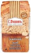 С.Пудовъ Смесь для выпечки хлеба Семейный хлеб, 0.5 кг